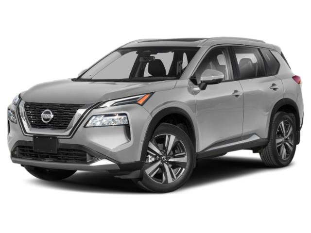 2021 Nissan Rogue Platinum FWD Platinum Regular Unleaded I-4 2.5 L/152 [12]