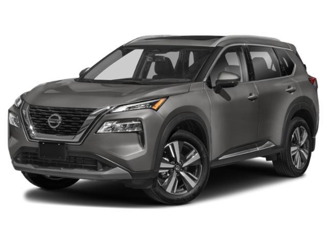 2021 Nissan Rogue Platinum FWD Platinum Regular Unleaded I-4 2.5 L/152 [9]