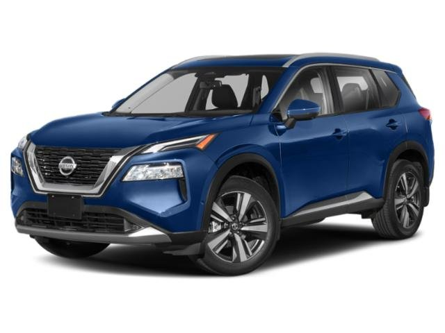 2021 Nissan Rogue S AWD S Regular Unleaded I-4 2.5 L/152 [4]