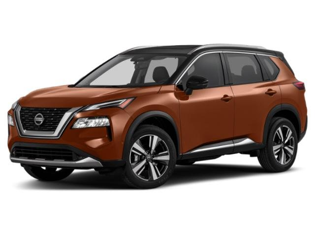 2021 Nissan Rogue SL AWD SL Regular Unleaded I-4 2.5 L/152 [35]