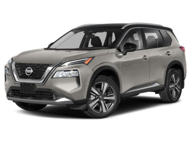 2021 Nissan Rogue Platinum FWD Platinum Regular Unleaded I-4 2.5 L/152 [10]