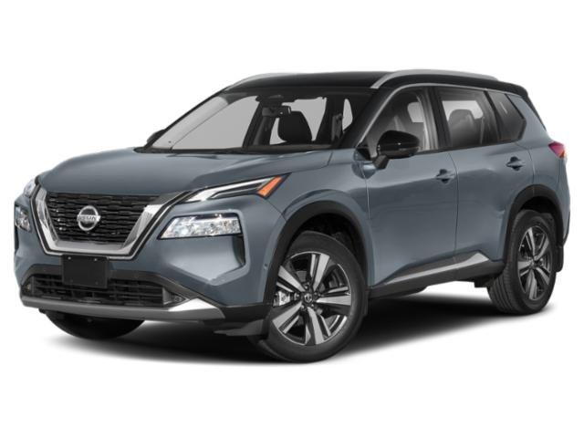 2021 Nissan Rogue Platinum FWD Platinum Regular Unleaded I-4 2.5 L/152 [5]