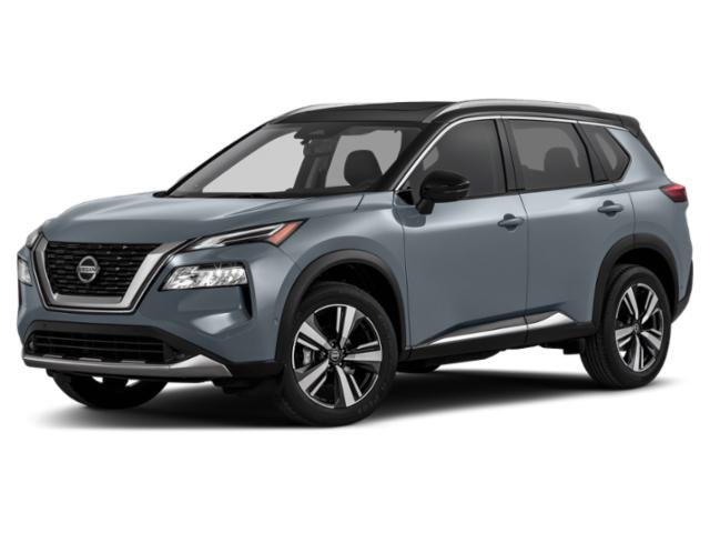 2021 Nissan Rogue SL AWD SL Regular Unleaded I-4 2.5 L/152 [4]