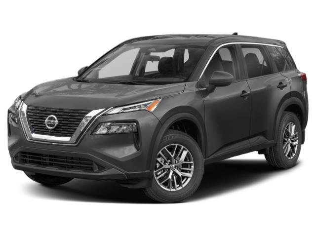 2021 Nissan Rogue SV FWD FWD SV Regular Unleaded I-4 2.5 L/152 [2]