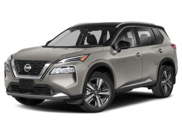 2021 Nissan Rogue Platinum AWD Platinum Regular Unleaded I-4 2.5 L/152 [8]