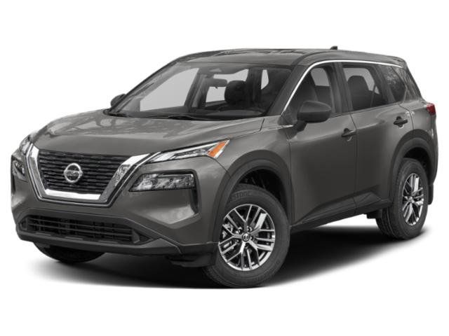 2021 Nissan Rogue SL FWD SL Regular Unleaded I-4 2.5 L/152 [18]