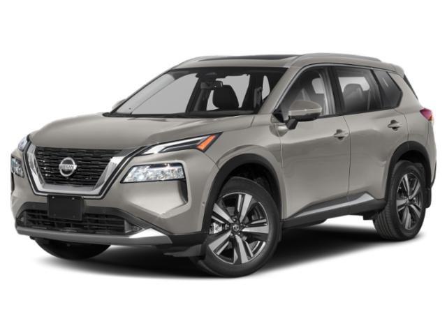 2021 Nissan Rogue Platinum AWD Platinum Regular Unleaded I-4 2.5 L/152 [6]