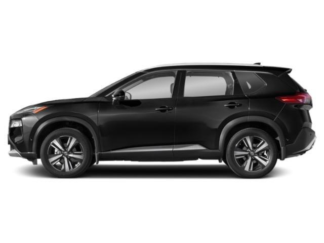 2021 Nissan Rogue Platinum FWD Platinum Regular Unleaded I-4 2.5 L/152 [18]