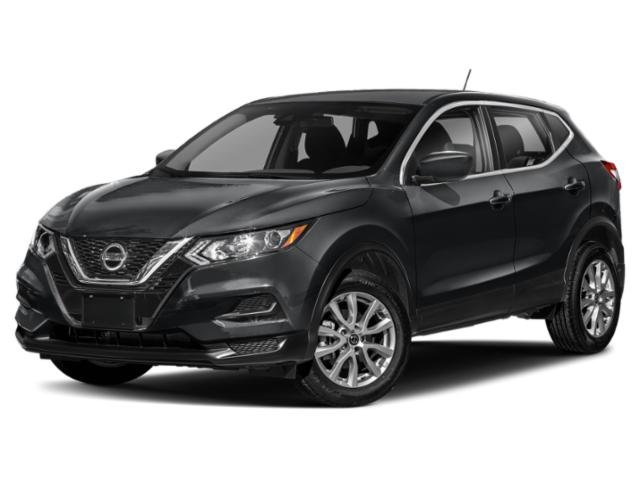 2021 Nissan Rogue Sport SV AWD AWD SV Regular Unleaded I-4 2.0 L/122 [9]