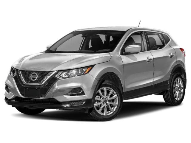 2021 Nissan Rogue Sport S AWD S Regular Unleaded I-4 2.0 L/122 [1]