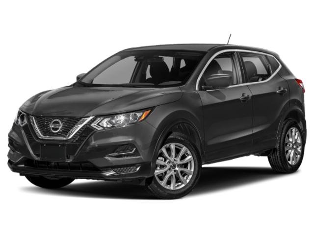 2021 Nissan Rogue Sport S FWD FWD S Regular Unleaded I-4 2.0 L/122 [6]