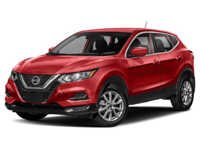 2021 Nissan Rogue Sport S FWD S Regular Unleaded I-4 2.0 L/122 [8]