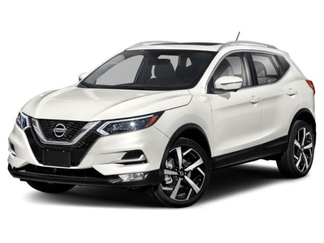 2021 Nissan Rogue Sport SL AWD SL Regular Unleaded I-4 2.0 L/122 [13]