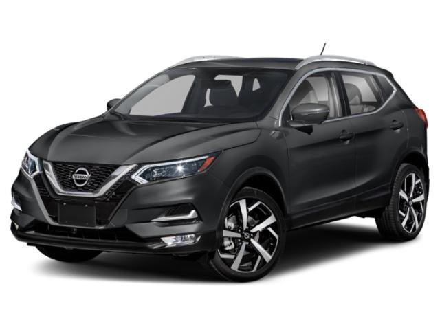 2021 Nissan Rogue Sport SL FWD FWD SL Regular Unleaded I-4 2.0 L/122 [1]