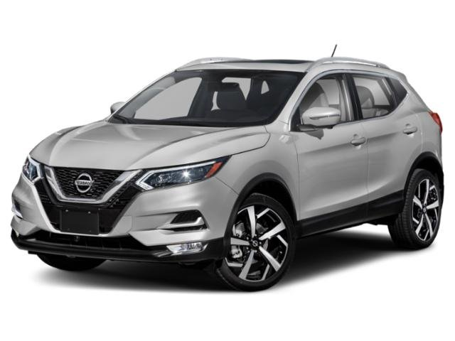 2021 Nissan Rogue Sport SL AWD SL Regular Unleaded I-4 2.0 L/122 [12]