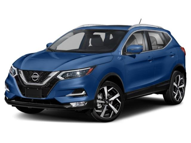 2021 Nissan Rogue Sport SL AWD SL Regular Unleaded I-4 2.0 L/122 [9]
