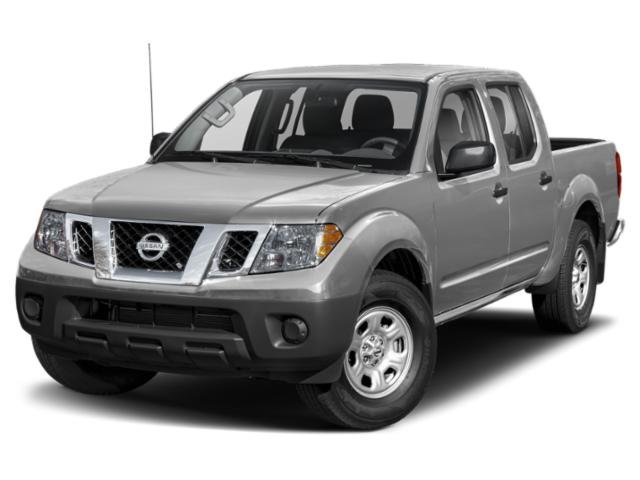 2021 Nissan Frontier PRO-4X Crew Cab 4x4 PRO-4X Auto Regular Unleaded V-6 3.8 L/231 [1]