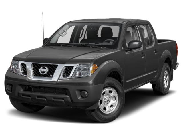 2021 Nissan Frontier PRO-4X Crew Cab 4x4 PRO-4X Auto Regular Unleaded V-6 3.8 L/231 [7]