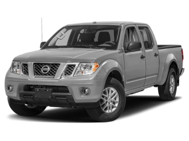 2021 Nissan Frontier SV Crew Cab 4x4 SV Auto Regular Unleaded V-6 3.8 L/231 [1]