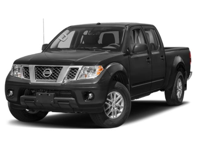2021 Nissan Frontier SV Crew Cab 4x4 SV Auto Long Bed Regular Unleaded V-6 3.8 L/231 [10]