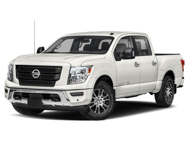 2021 Nissan Titan SV 4x2 Crew Cab SV Premium Unleaded V-8 5.6 L/339 [2]