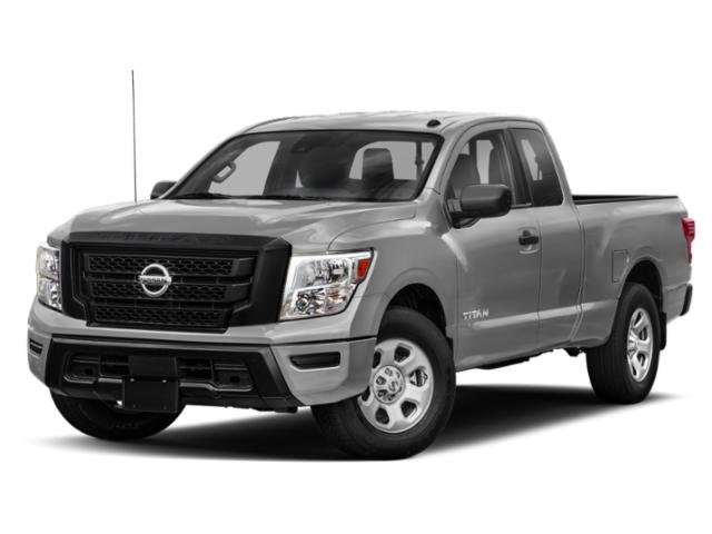 2021 Nissan Titan S-4X4 KCAB 4x4 King Cab S Premium Unleaded V-8 5.6 L/339 [1]