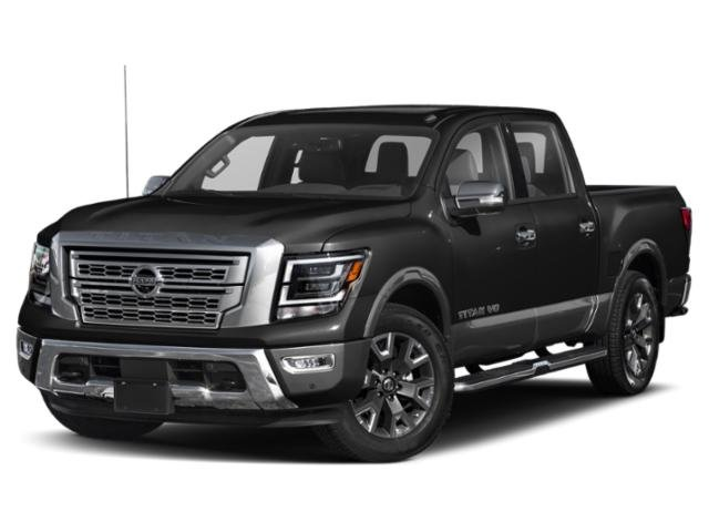 2021 Nissan Titan PLAT-2X CC 4x2 Crew Cab Platinum Reserve Premium Unleaded V-8 5.6 L/339 [0]