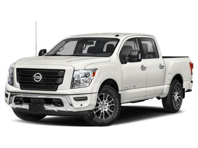 2021 Nissan Titan SV 4x4 Crew Cab SV Premium Unleaded V-8 5.6 L/339 [9]