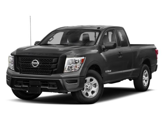 2021 Nissan Titan SV 4x4 King Cab SV Premium Unleaded V-8 5.6 L/339 [14]