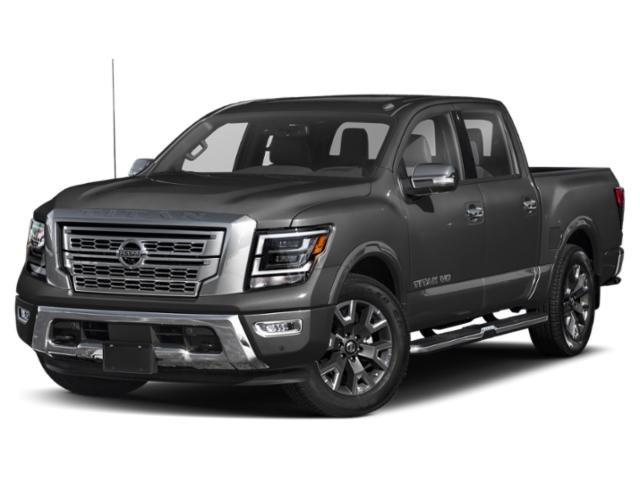 2021 Nissan Titan Platinum Reserve 4x2 Crew Cab Platinum Reserve Premium Unleaded V-8 5.6 L/339 [18]