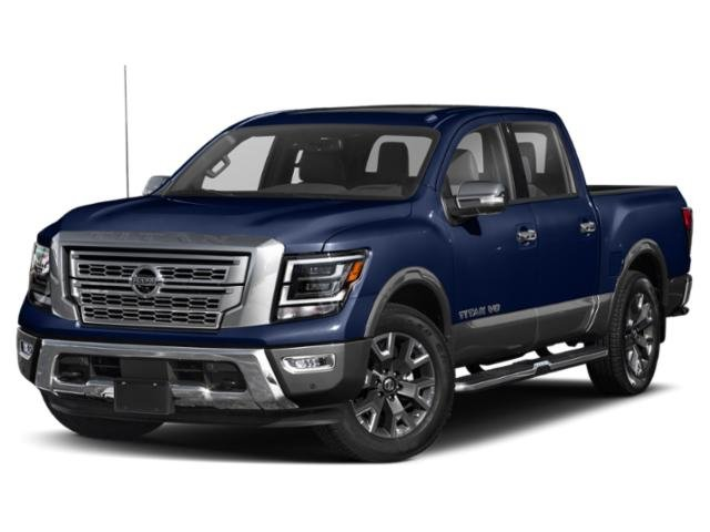 2021 Nissan Titan PLAT-4X CC 4x4 Crew Cab Platinum Reserve Premium Unleaded V-8 5.6 L/339 [4]