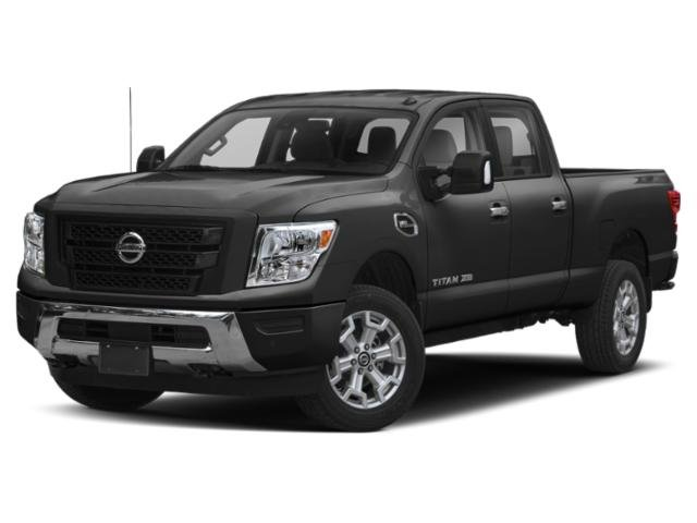 2021 Nissan Titan XD SV 4x4 Crew Cab SV Premium Unleaded V-8 5.6 L/339 [3]
