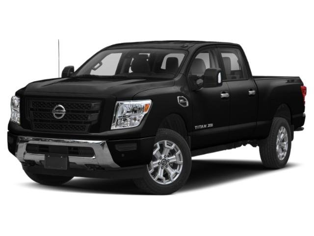 2021 Nissan Titan Xd Gas SV-4X CCAB 4x4 Crew Cab SV Premium Unleaded V-8 5.6 L/339 [12]