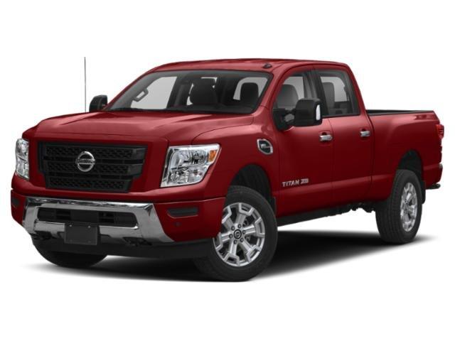 2021 Nissan Titan XD SV