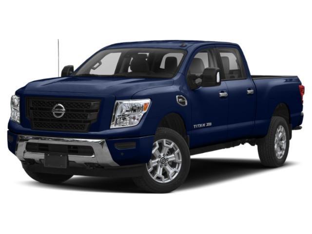 2021 Nissan Titan XD SV 4x4 Crew Cab SV Premium Unleaded V-8 5.6 L/339 [1]