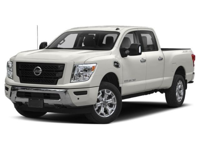 2021 Nissan Titan XD Platinum Reserve 4x4 Crew Cab Platinum Reserve Premium Unleaded V-8 5.6 L/339 [0]