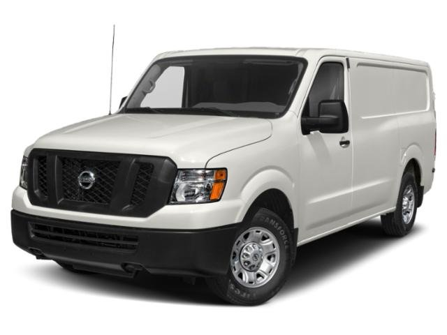 2021 Nissan NV Cargo 2500 SV NV2500 HD Standard Roof V6 SV Regular Unleaded V-6 4.0 L/241 [2]