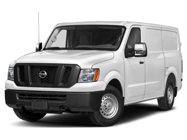 2021 Nissan NV Cargo 3500 SV NV3500 HD Standard Roof V8 SV Regular Unleaded V-8 5.6 L/339 [2]