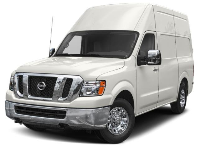 2021 Nissan NV Cargo 3500 SV NV3500 HD High Roof V8 SV Regular Unleaded V-8 5.6 L/339 [4]