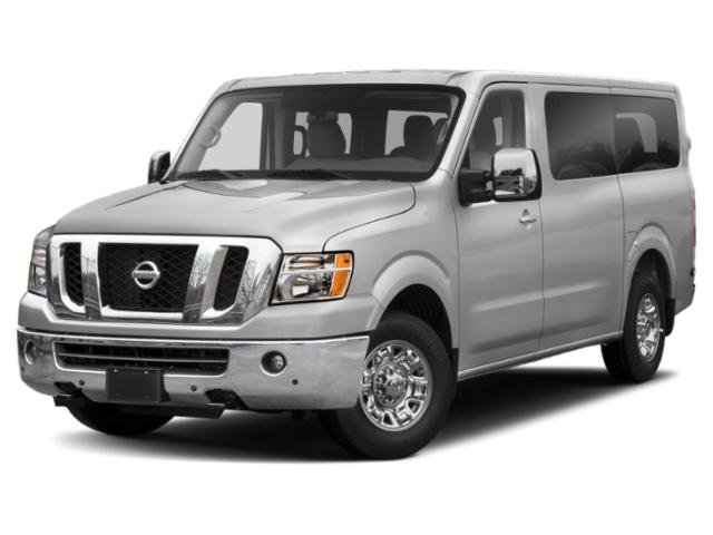 2021 Nissan Nv Pass 3500 SL HD NV3500 HD SL V8 Regular Unleaded V-8 5.6 L/339 [3]