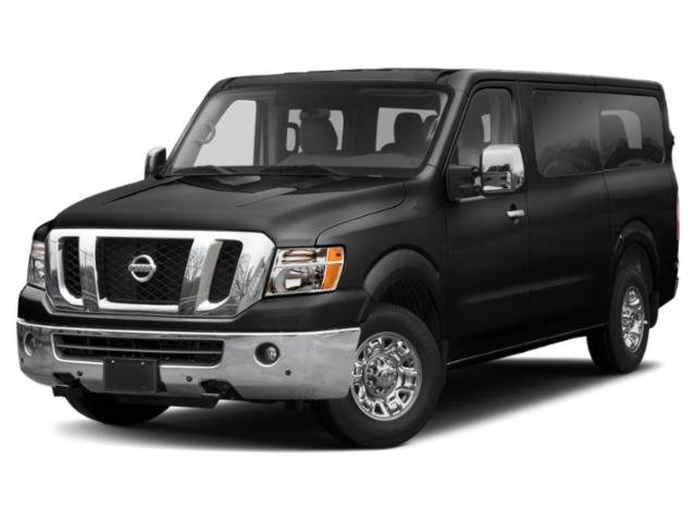 2021 Nissan Nv Pass 3500 SL HD NV3500 HD SL V8 Regular Unleaded V-8 5.6 L/339 [2]