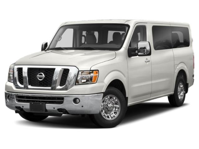 2021 Nissan NV Passenger NV3500 HD SV NV3500 HD SV V6 Regular Unleaded V-6 4.0 L/241 [0]