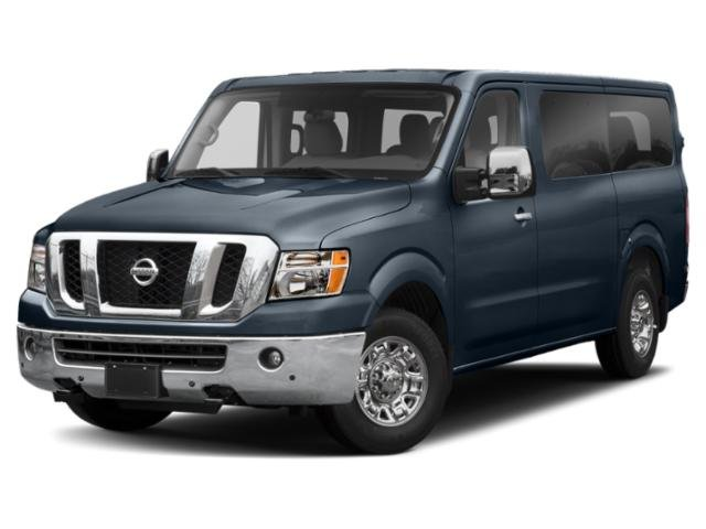 2021 Nissan Nv Pass 3500 SL HD NV3500 HD SL V8 Regular Unleaded V-8 5.6 L/339 [4]