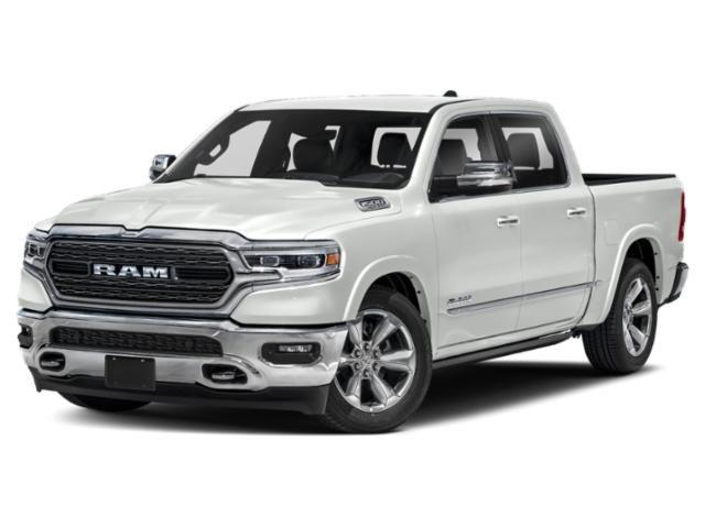 """2021 Ram 1500 Limited Limited 4x4 Crew Cab 5'7"""" Box Intercooled Turbo Diesel V-6 3.0 L/182 [6]"""