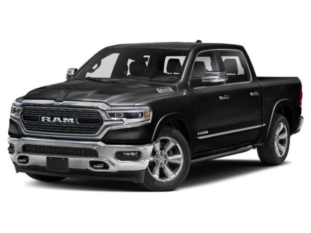 """2021 Ram 1500 Limited Limited 4x4 Crew Cab 5'7"""" Box Intercooled Turbo Diesel V-6 3.0 L/182 [18]"""
