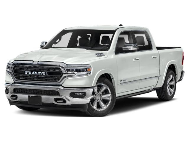 "2021 Ram 1500 Limited Limited 4x4 Crew Cab 5'7"" Box Intercooled Turbo Diesel V-6 3.0 L/182 [7]"
