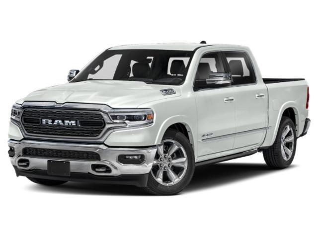 2021 Ram 1500 Limited Limited 4x4 Crew Cab 6'4″ Box Regular Unleaded V-8 5.7 L/345 [9]