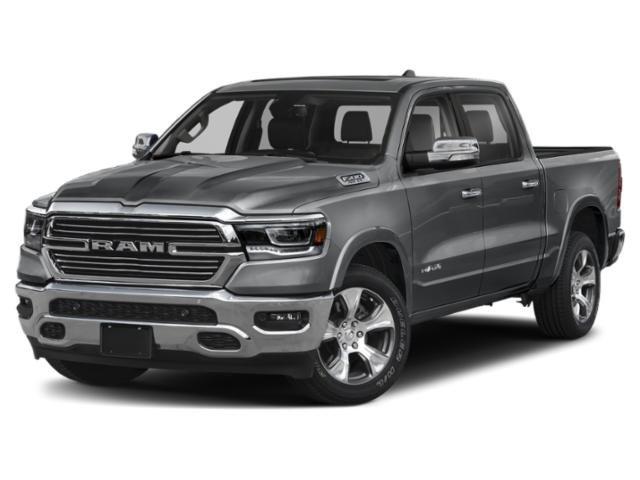 2021 Ram 1500 Laramie Laramie 4x4 Crew Cab 5'7″ Box Intercooled Turbo Diesel V-6 3.0 L/182 [12]