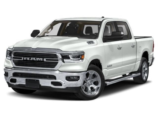 "2021 Ram 1500 Big Horn Big Horn 4x2 Crew Cab 5'7"" Box Intercooled Turbo Diesel V-6 3.0 L/182 [8]"