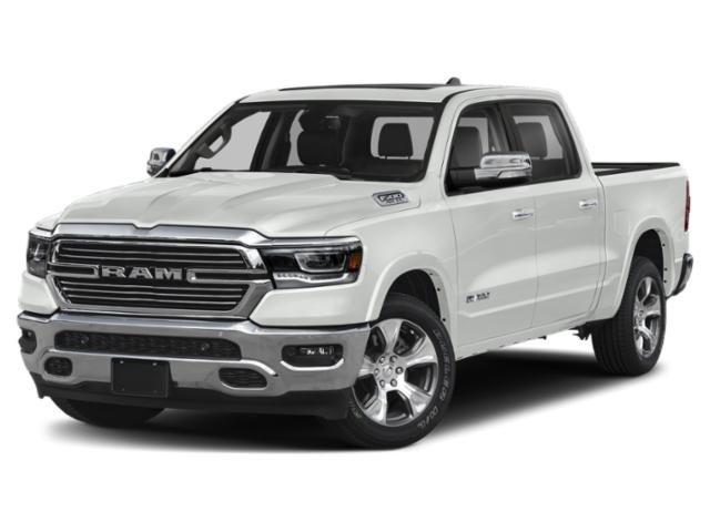 2021 Ram 1500 Laramie Laramie 4x4 Crew Cab 5'7″ Box Regular Unleaded V-8 5.7 L/345 [11]